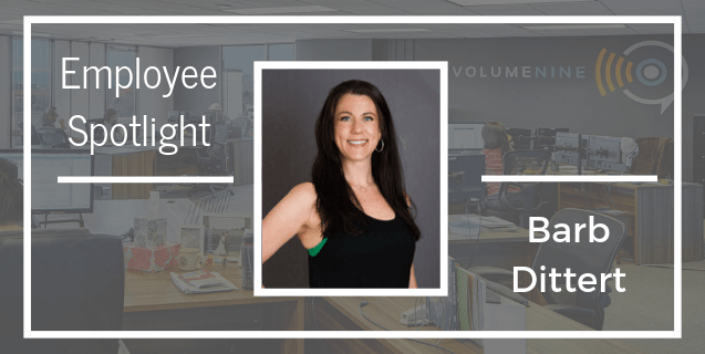 Volume Nine December Employee Spotlight