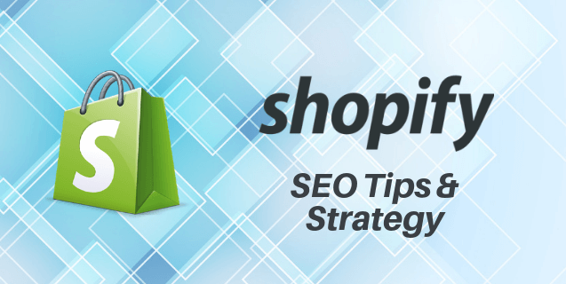Shopify SEO: SEO Tips & Strategies for Brands Using Shopify Volume Nine