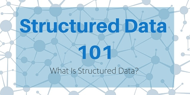 what is structured data volume nine seo